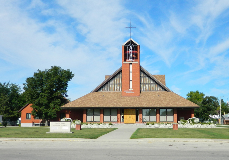 Catholic Churches in Selkirk Manitoba